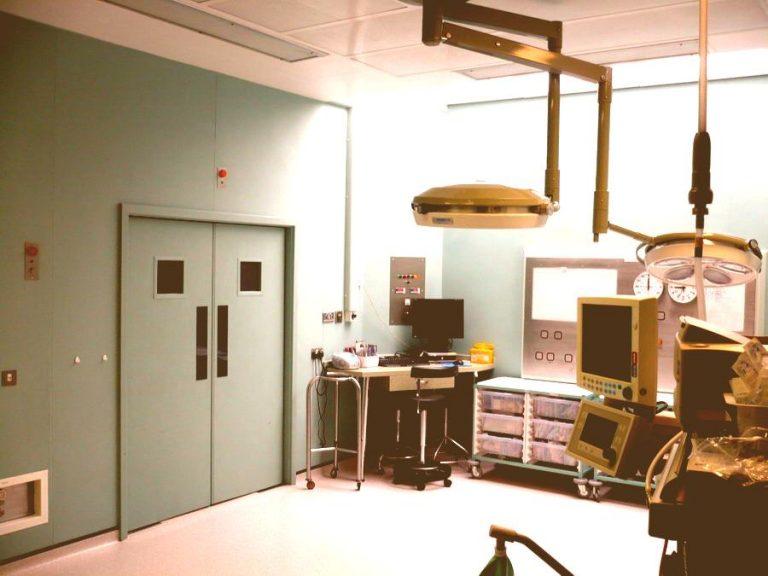Tewkesbury Hospital Operating Theatre